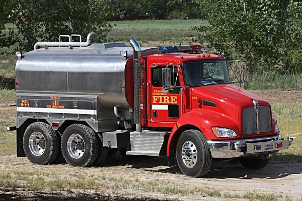 Tender - Fallon/Churchill Fire Department