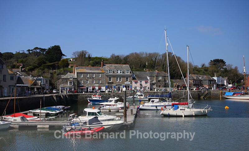 Padstow Inner Harbour - Padstow