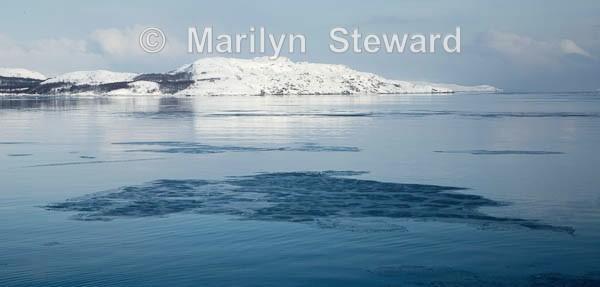 Icy waters, Kirkenes - Norway Coast