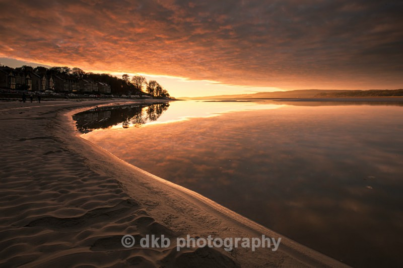 _MG_0629 Arnside Sunset. - COAST - NORTH WEST