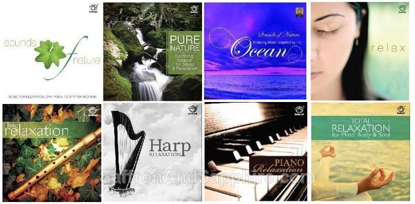 Sounds of Nature CDs