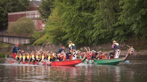 10 - Dumfries Devorgilla Dragon Boat Race 2010