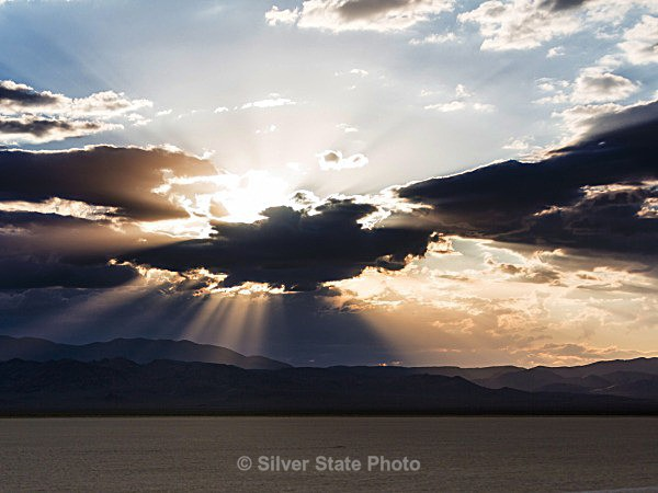 Sunset on the Playa - Nevada (mostly) Landscapes