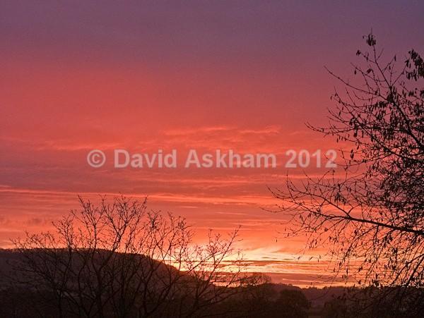 Dawn skies 7 - Reflective