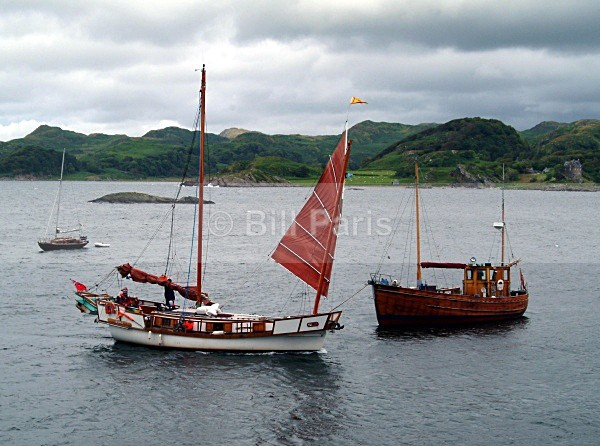 Loch Crinan - Land and Sea