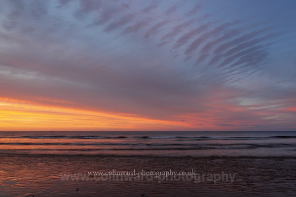 North Sea Sunset   Ref 4270 - North Yorkshire and Cleveland