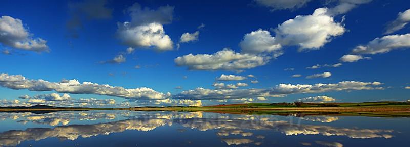 Porter Lagoon Panorama - WATER - SALT OR FRESH PHOTOS