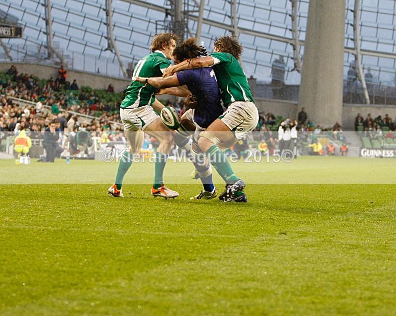 _I2H5997 - Ireland v Samoa - Guinness Series - Aviva Stadium - Dublin - 13/11/2010 Ireland 20 v 10 Samoa
