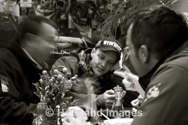 Mikko Hirvonen - motorsport