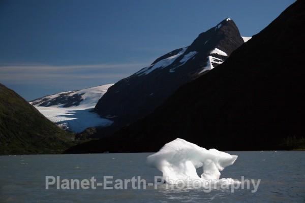 Portage Ice Flow 2 - Alaska & Canada