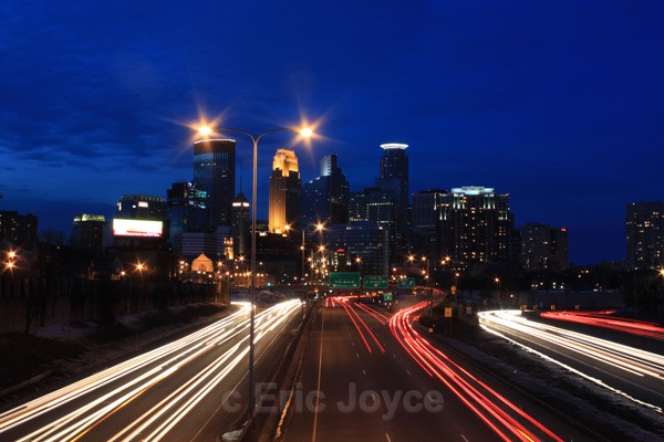 Minneapolis skyline 5 - Minneapolis, Minnesota
