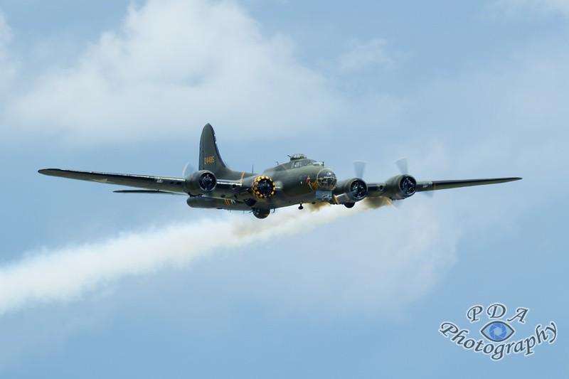 36 Boeing B-17F