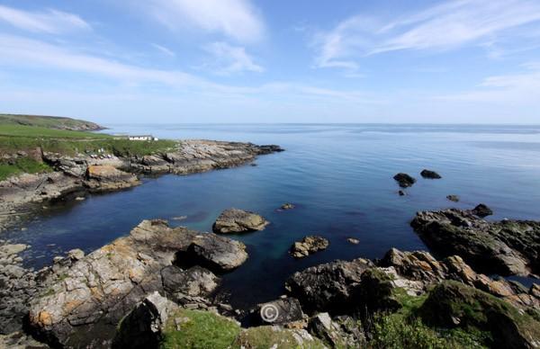 Portlethen Bay. - Photographs of Old Portlethen.