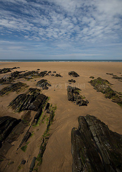 Sandymouth Beach #3 - Cornwall