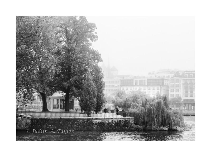 Geneva Ile Rousseau
