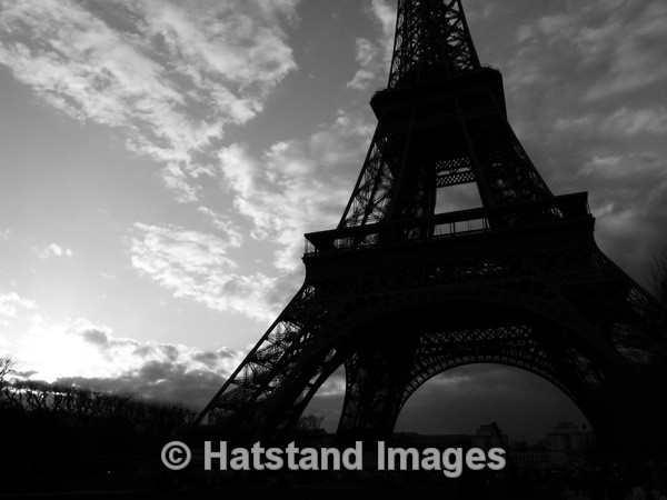 La Tour Eiffel - places