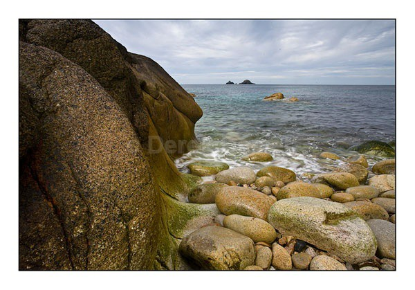 Rocks at Porth Nanven