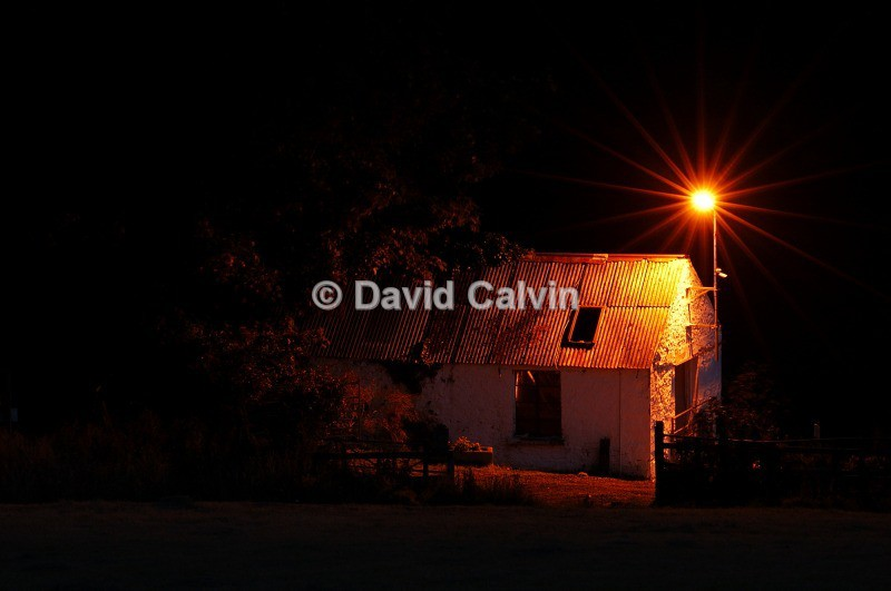 Outbuilding - Nocturnal
