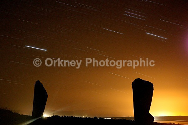 Ring of Brodgar Stars 2 - Orkney Images