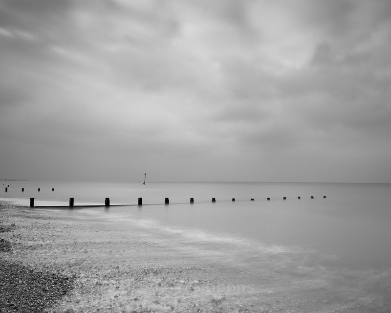 Bracklesham groynes - The South Coast