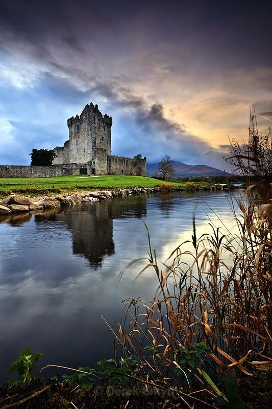Ross Castle Killarney - Killarney National Park