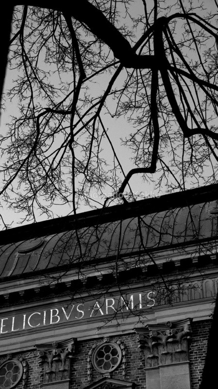 Architecture Stockholm1 - Black & White