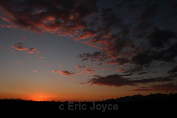 Tucson Sunset - Tuscon, Arizona