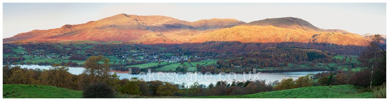 Autumn Dawn, Coniston - Coniston
