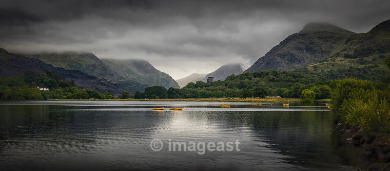 Llanberis - The Gallery
