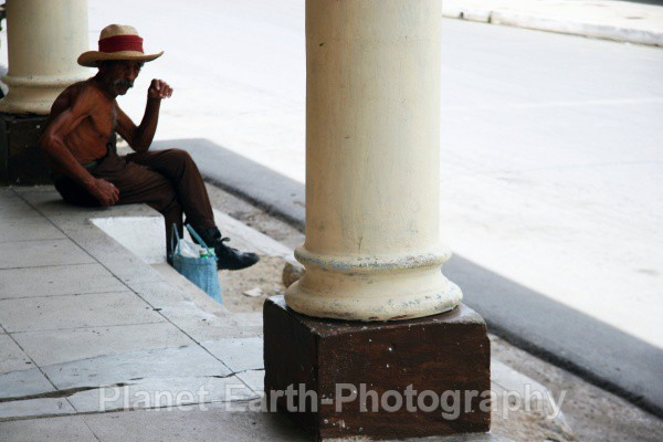 Too Hot Old Timer - Cuba