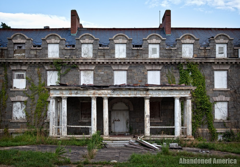 Tome School (Port Deposit, MD) | Gorgeous Stone Facade - Tome School for Boys