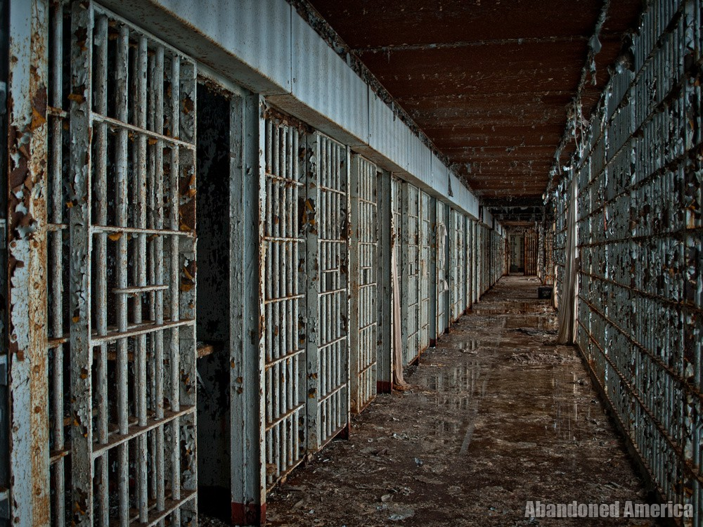 The Abandoned Essex County Jail Annex in Caldwell, NJ - Presented by Abandoned America