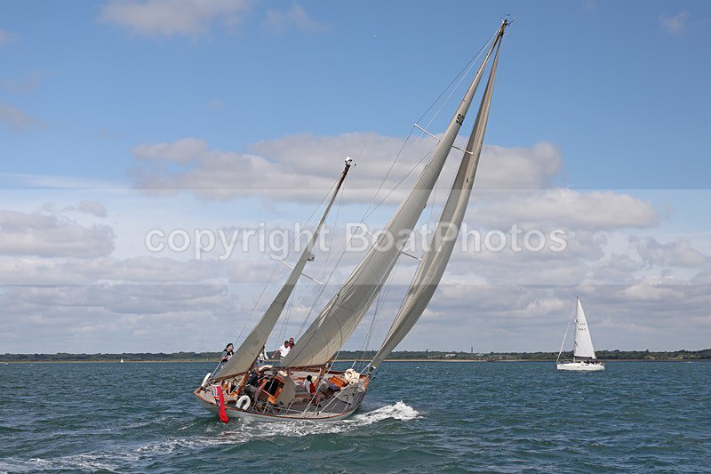 170603 OLD GAFFERS - LUTINE - 1Y3A2364 - SATURDAY 3rd June - YARMOUTH OLD GAFFERS RACE