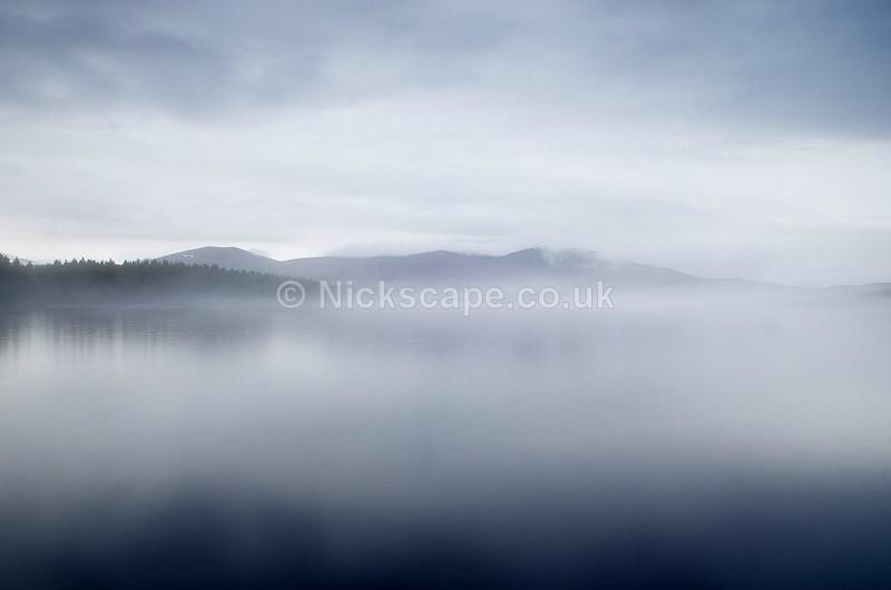 Loch Garten Mountain Landscape   Aviemore   Cairngorms Photo Gallery   Scotland