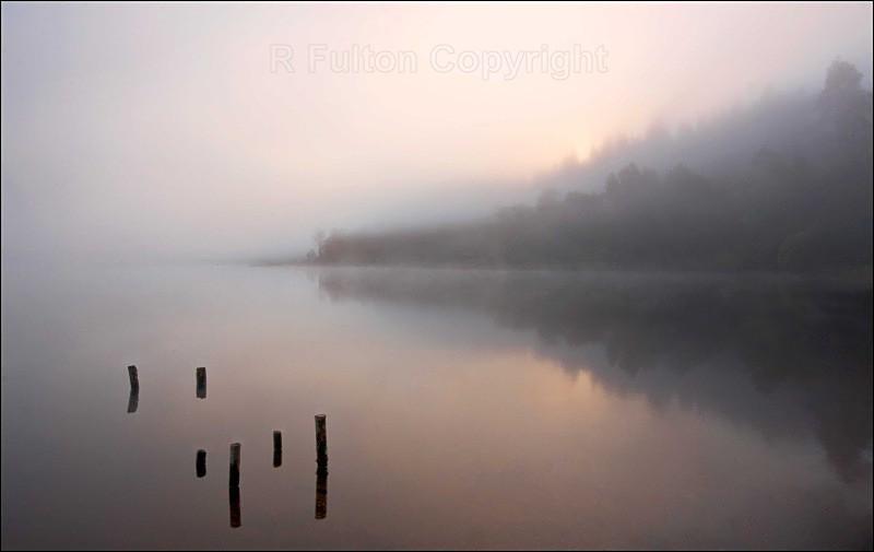 Gentle Sunrise - Landscapes