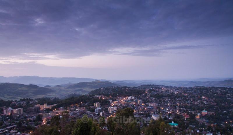 Gondar night - Ethiopia
