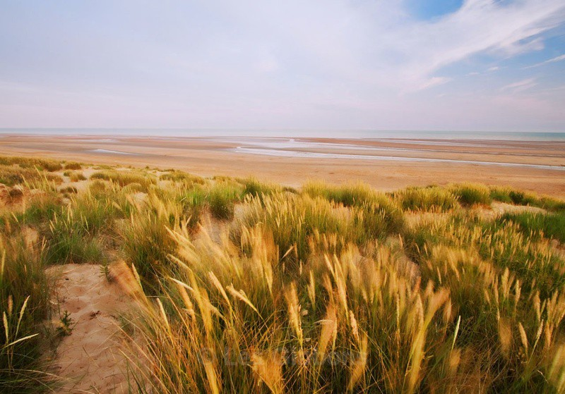 camber sands at sunset2 - Kent