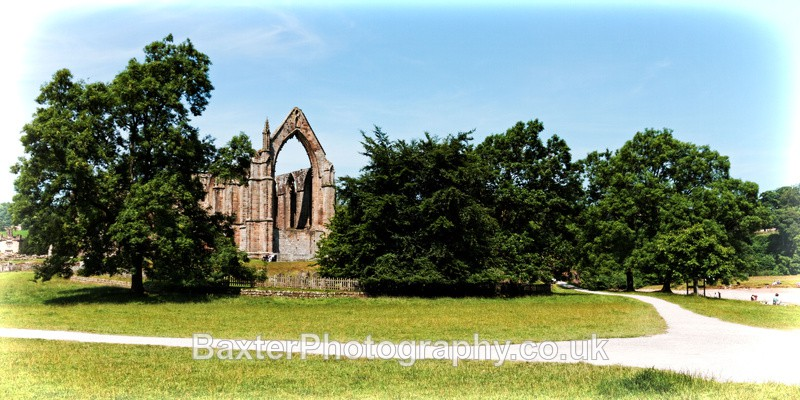 Paths To Bolton Abbey - Brimham Rocks and  Bolton Abbey