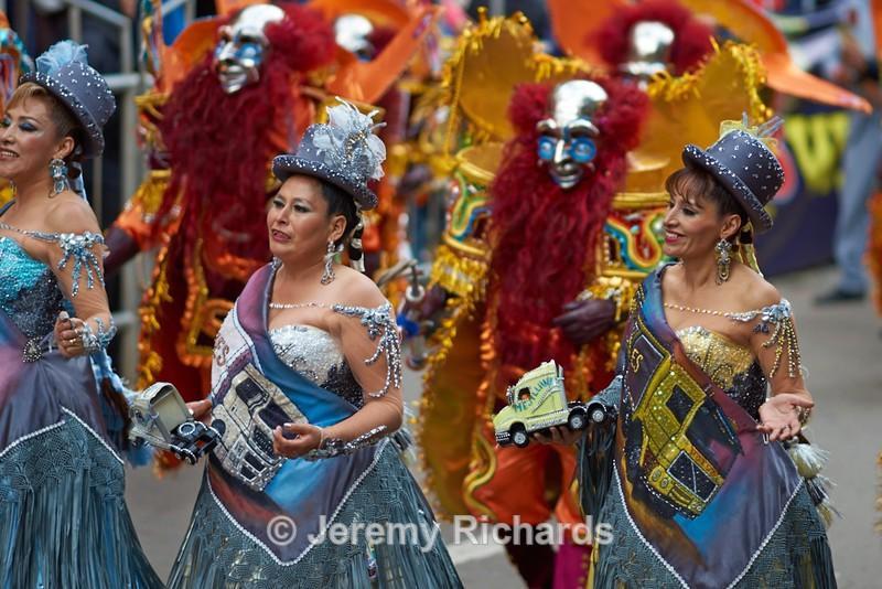 Morenada Dance Group - Oruro Carnival 2017