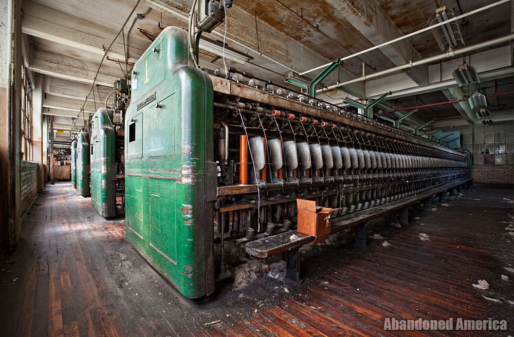 Wilde Yarn (Manayunk PA) | Abandoned America