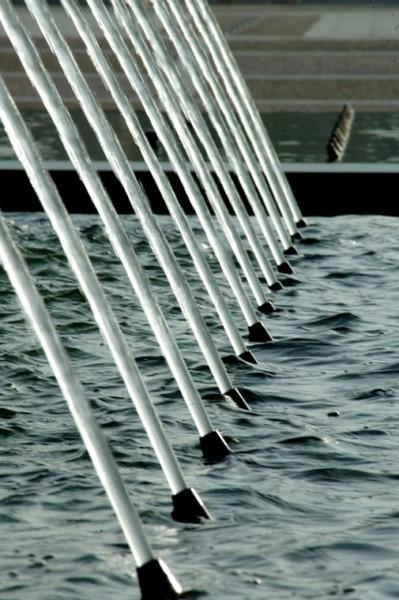 Waterlines - Water Fountain