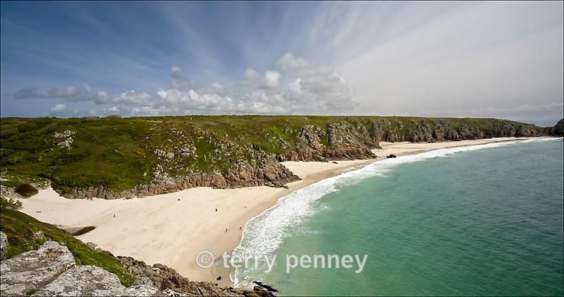 Porthcurno - Cornwall