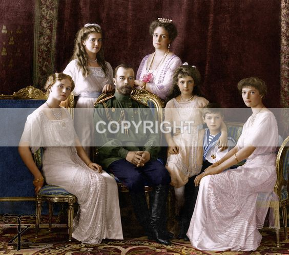 The Romanov Dynasty - Royal Family of Russia