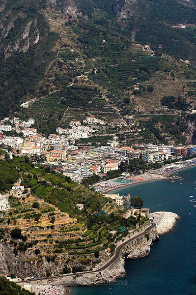 Ravello view - Amalfi Coast