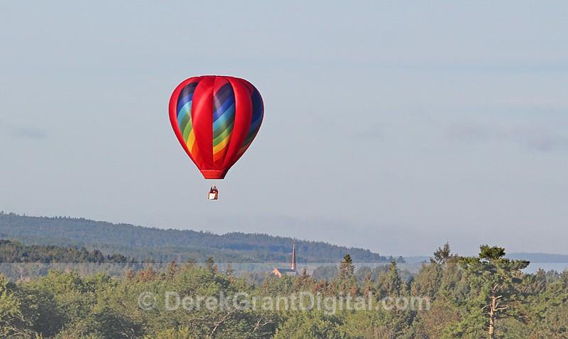 Atlantic International Balloon Festival Sussex New Brunswick Canada 3 - Atlantic International Balloon Fiesta