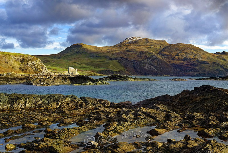 Mingary Castle Ardnamurchan - Scotland