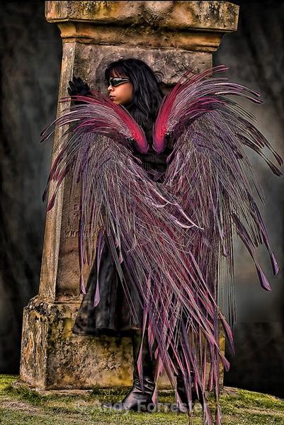 Dark Angel - Retouched