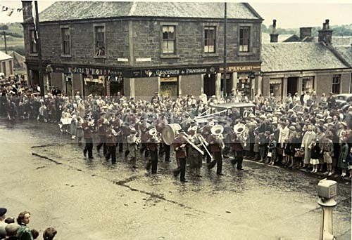 Larkhall Silver Band - Archive.