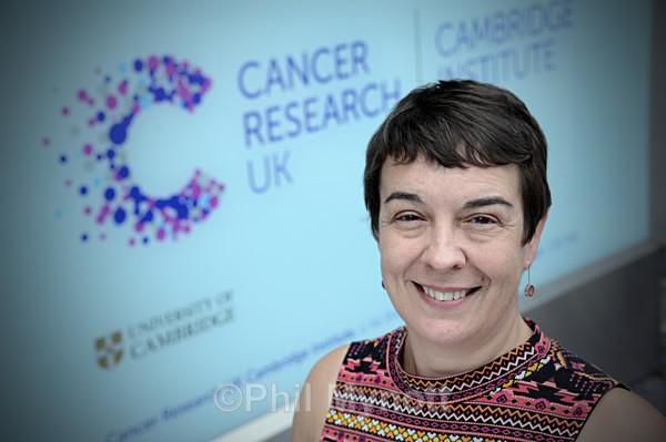 Race for Life Cambridge Cancer Research Uk Dr Frances Richards Addenbrooke's Campus