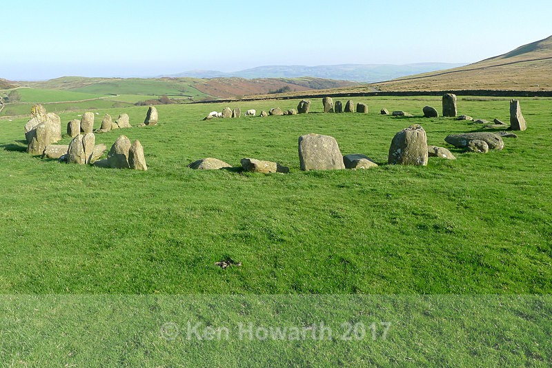 Swinside Stone Circle - Lakeland Landscapes